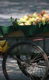 Pommes en Chine Images libres de droits
