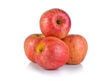 Pommes fraîches de gala Photo stock