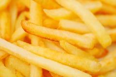 Pommes frimes Stock Foto's
