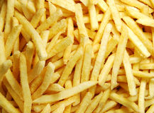 Pommes frites photo stock