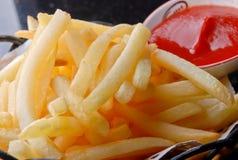 Pommes-Frites Lizenzfreie Stockfotografie