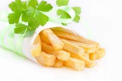 Pommes-Frites Lizenzfreie Stockfotos