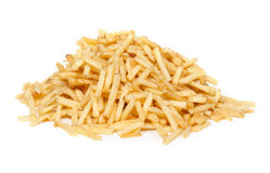 Pommes frites Photos stock