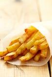 Pommes frites Royaltyfria Bilder