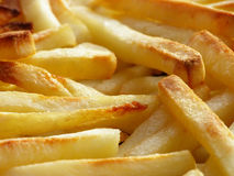 Pommes frites Royalty Free Stock Photos