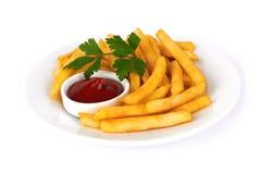 Pommes frites Royaltyfri Bild