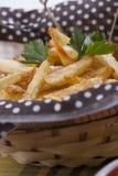 Pommes frites Arkivbilder