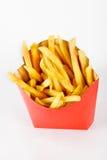 pommes frites Photographie stock libre de droits