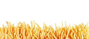 Pommes-Frites Stockfoto