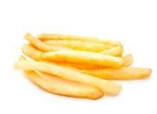 Pommes frites chaudes Photo stock