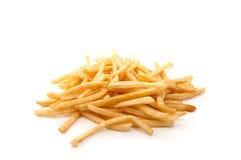 Pommes frites chaudes et fraîches Images libres de droits