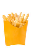 Pommes frites (plein projectile) images stock