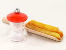Pommes frites Royalty Free Stock Photo