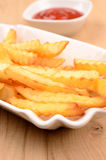 Pommes frites Stock Photo