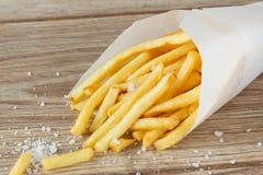 Pommes fritespotatis arkivbilder