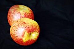 Pommes rouges Images libres de droits