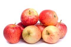 Pommes royales fraîches de gala photo stock