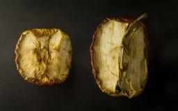 Pommes rustiques Images libres de droits