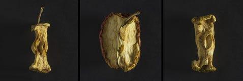 Pommes rustiques/haute résolution Photographie stock libre de droits