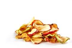 Pommes sèches Image stock