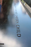 Pomnik 9/11 Obrazy Royalty Free
