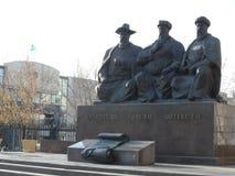 pomnik Obraz Royalty Free