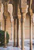 pomnik alhambra Zdjęcia Stock