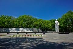 Pomnik chwała Obraz Royalty Free