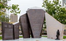 Pomnik dla USS San Diego Zdjęcie Stock