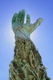 pomnik holokaust Miami fotografia stock