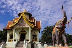 Pomnik królewiątko Naresuan Fotografia Stock