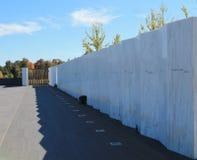 911 pomnik - Shanksville Pennsylwania fotografia royalty free