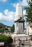 Pomnik Spadać w Pierwszy wojnie światowa Obrazy Royalty Free