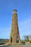 Pomnik strajk w Wiltz Zdjęcie Royalty Free