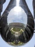 911 pomnik w Bayonne, Nowym - bydło Fotografia Royalty Free