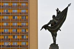 pomnik wojna Zdjęcia Royalty Free