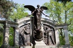 Pomnik inżynieria oficery RMS Tytaniczny, Southam Obraz Stock