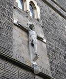Pomnika krzyż Obrazy Royalty Free