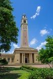 Pomnika wierza przy LSU zdjęcia stock