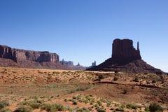 pomnikowa dolina Zdjęcie Royalty Free