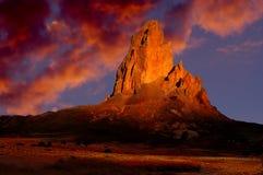 Pomnikowa dolina Obrazy Royalty Free