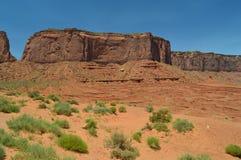 Pomnikowa dolina Raj geologia Fotografia Royalty Free