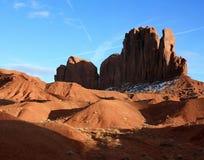 Pomnikowa dolina, Utah Zdjęcie Stock