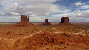 Pomnikowa dolina, Utah, Stany Zjednoczone Zdjęcie Stock