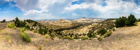 Pomnikowa dolina w usa Zdjęcie Royalty Free