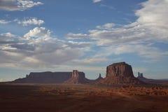Pomnikowa dolina - zadziwiający miejsce w świacie fotografia royalty free