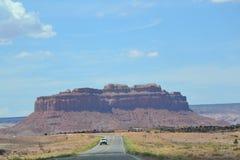Pomnikowa dolina - zadziwiający miejsce w świacie obraz stock