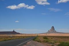 Pomnikowa dolina - zadziwiający miejsce w świacie Zdjęcia Stock