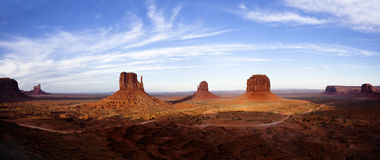Pomnikowa Dolinna panorama Fotografia Royalty Free
