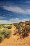 Pomnikowa doliny ziemi formacja Arizona stan Stany Zjednoczone Zdjęcie Stock